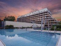 Elkészült a főváros legnagyobb gyógyszállodájának felújítása