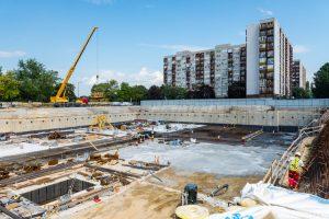Közel 200 dunai panorámás lakással és 100 szobás luxusszállodával gazdagodik Újlipótváros
